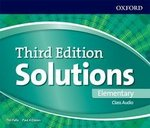 Solutions (3rd Edition) Elementary Class Audio CDs (3) ISBN: 9780194561945