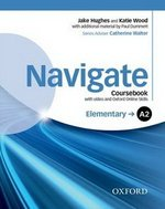Navigate Elementary A2 Student's Book with DVD-ROM & Online Skills ISBN: 9780194566360