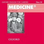 Oxford English for Careers: Medicine 2 Class Audio CD ISBN: 9780194569583