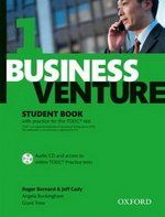 Business Venture (3rd Edition) 1 Elementary Student's Book with MultiROM ISBN: 9780194578172