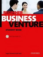 Business Venture (3rd Edition) Beginner Student's Book with MultiROM ISBN: 9780194578196