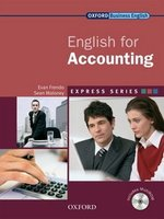 English for Accounting Student's Book with MultiROM ISBN: 9780194579094