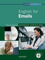 English for Emails Student's Book with MultiROM ISBN: 9780194579124