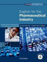 English for the Pharmaceutical Industry Student's Book with Multi-ROM ISBN: 9780194579247