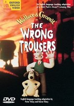 The Wrong Trousers DVD ISBN: 9780194590075