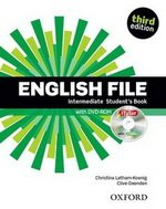 English File (3rd Edition) Intermediate Student's Book with iTutor CD-ROM ISBN: 9780194597104