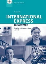 International Express (3rd Edition) Elementary Teacher's Resource Book Pack ISBN: 9780194597708