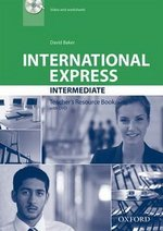 International Express (3rd Edition) Intermediate Teacher's Resource Book Pack ISBN: 9780194597722