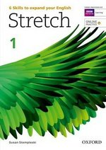 Stretch 1 Student Book with Online Practice ISBN: 9780194603126