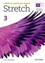 Stretch 3 Student Book with Online Practice ISBN: 9780194603140