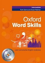 Oxford Word Skills Intermediate Student\'s Book with CD-ROM