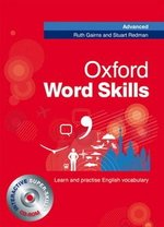 Oxford Word Skills Advanced Student's Book with CD-ROM & Answer Key ISBN: 9780194620116