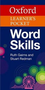 Oxford Learner's Pocket Word Skills ISBN: 9780194620147
