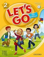 Let's Go (4th Edition) 2 Student Book with Audio CD ISBN: 9780194626194