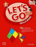 Let's Go (4th Edition) 1 Skills Workbook with Audio CD ISBN: 9780194626545