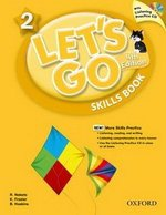 Let's Go (4th Edition) 2 Skills Workbook with Audio CD ISBN: 9780194626552