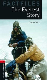 OBL Factfiles 3 The Everest Story with MP3 Audio Download ISBN: 9780194637886