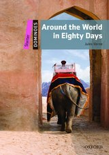 Dominoes Starter Around the World in Eighty Days Book with MP3 Audio Download ISBN: 9780194639118