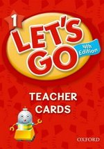 Let's Go (4th Edition) 1 Picture Cards ISBN: 9780194641555