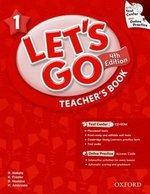 Let's Go (4th Edition) 1 Teacher's Book with Test Center ISBN: 9780194641869