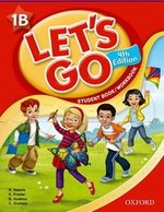 Let's Go (4th Edition) 1 Student Book & Workbook Split B ISBN: 9780194643146