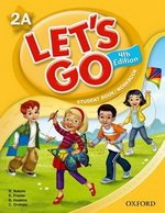Let's Go (4th Edition) 2 Student Book & Workbook Split A ISBN: 9780194643153