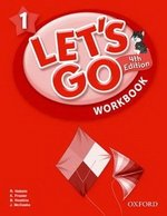 Let's Go (4th Edition) 1 Workbook ISBN: 9780194643207