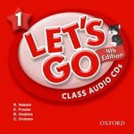Let's Go (4th Edition) 1 Class Audio CD ISBN: 9780194643368