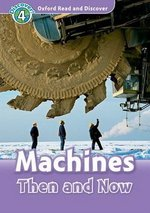 ORD4 Machines Then and Now Book with Audio CD