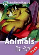 ORD4 Animals In Art with Audio CD