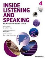 Inside Listening and Speaking 4 Student's Book with Audio CD ISBN: 9780194719438