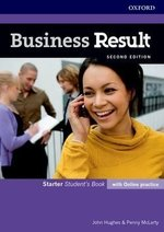 Business Result (2nd Edition) Starter Student's Book with Online Practice ISBN: 9780194738569