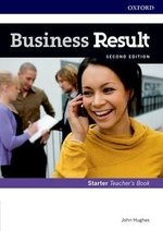 Business Result (2nd Edition) Starter Teacher's Book with DVD ISBN: 9780194738613