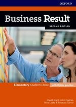 Business Result (2nd Edition) Elementary Student's Book with Online Practice ISBN: 9780194738668