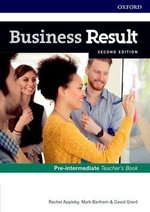 Business Result (2nd Edition) Pre-Intermediate Teacher's Book with DVD ISBN: 9780194738811