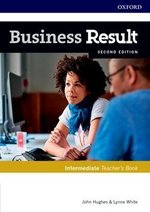 Business Result (2nd Edition) Intermediate Teacher's Book with DVD ISBN: 9780194738910