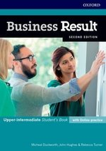 Business Result (2nd Edition) Upper Intermediate Student's Book with Online Practice ISBN: 9780194738965
