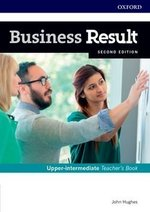 Business Result (2nd Edition) Upper Intermediate Teacher's Book with DVD ISBN: 9780194739016