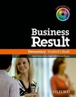 Business Result Elementary Student's Book with DVD-ROM & Online Workbook ISBN: 9780194739375