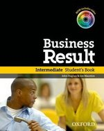Business Result Intermediate Student\'s Book with DVD-ROM