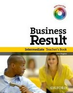 Business Result Intermediate Teacher's Book with DVD-Video ISBN: 9780194739443