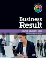 Business Result Starter Student's Book with DVD-ROM & Online Workbook ISBN: 9780194739818