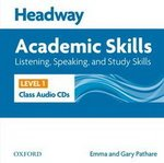 Headway Academic Skills 1 Listening and Speaking Class Audio CDs (2) ISBN: 9780194741903
