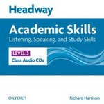 Headway Academic Skills 3 Listening and Speaking Class Audio CDs (2) ISBN: 9780194741927