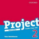 Project (3rd Edition) 2 Class Audio CDs (2) ISBN: 9780194763097