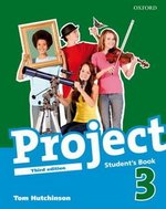 Project (3rd Edition) 3 Student's Book ISBN: 9780194763103