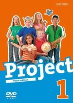 Project (3rd Edition) 1 DVD ISBN: 9780194763325