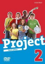 Project (3rd Edition) 2 DVD ISBN: 9780194763332