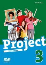 Project (3rd Edition) 3 DVD ISBN: 9780194763349