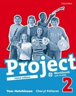 Project (3rd Edition) 2 Workbook with CD-ROM ISBN: 9780194763394